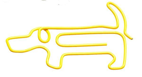 dog paper clip